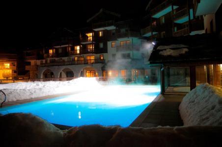 Location au ski Les Alpages De Val Cenis By Resid&co - Val Cenis - Piscine