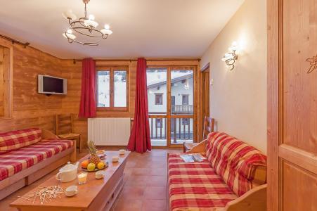 Location au ski Les Balcons de Val Cenis Village - Val Cenis - Banquette