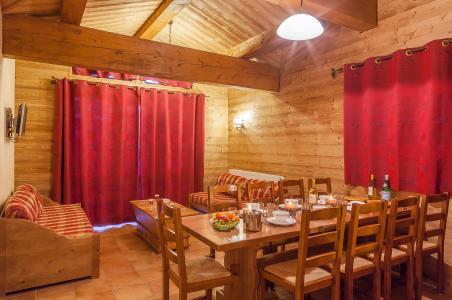 Location au ski Les Balcons De Val Cenis Village - Val Cenis - Salle à manger