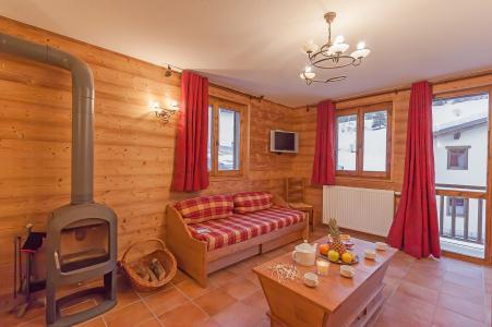 Location au ski Les Balcons De Val Cenis Village - Val Cenis - Séjour