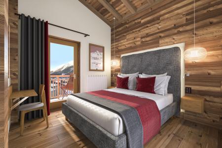 Location au ski Les Balcons Platinium Val Cenis - Val Cenis - Chambre