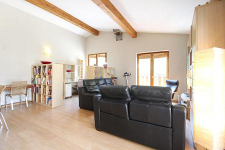 Rent in ski resort 4 room duplex apartment 6 people (001) - Maison Gagnière - Val Cenis
