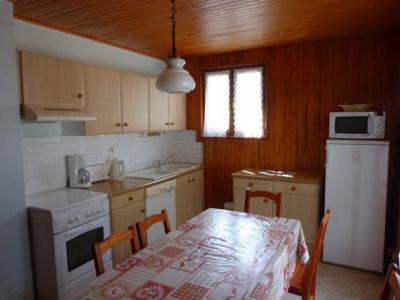 Location au ski Appartement 3 pièces 6 personnes (003) - Maison Gagniere