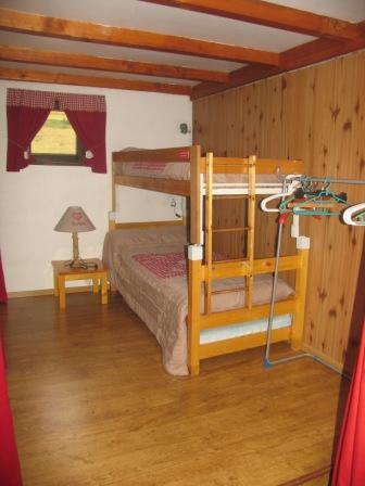 Location au ski Studio mezzanine 4 personnes (072) - Residence Aiglon - Val Cenis - Appartement