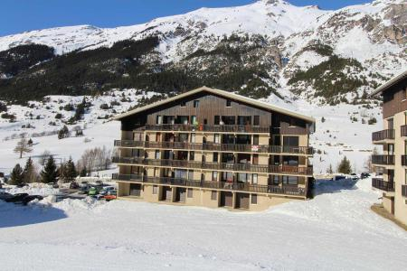 Location au ski Studio 3 personnes (139) - Residence Bouvreuil - Val Cenis