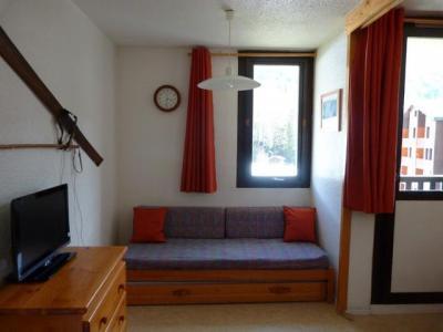 Location au ski Studio 3 personnes (139) - Residence Bouvreuil - Val Cenis - Banquette-lit