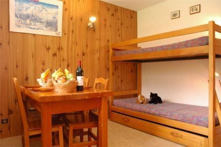Location au ski Studio 3 personnes (139) - Residence Bouvreuil - Val Cenis - Séjour