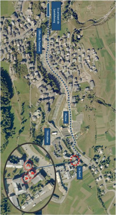 Location au ski Appartement 2 pièces 4 personnes (014) - Résidence Burel - Val Cenis