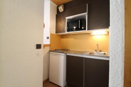 Location au ski Appartement 2 pièces 4 personnes (014) - Résidence Burel - Val Cenis - Kitchenette