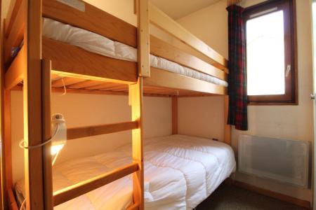 Location au ski Appartement 2 pièces 4 personnes (014) - Résidence Burel - Val Cenis - Lits superposés