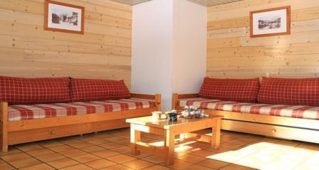 Location au ski Appartement 2 pièces 5 personnes (005) - Residence Cheneviere - Val Cenis