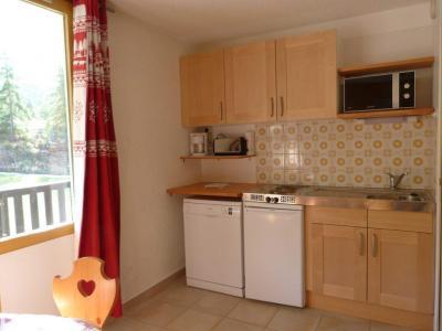 Location au ski Appartement 2 pièces 4 personnes (045) - Residence Colombaz - Val Cenis - Kitchenette