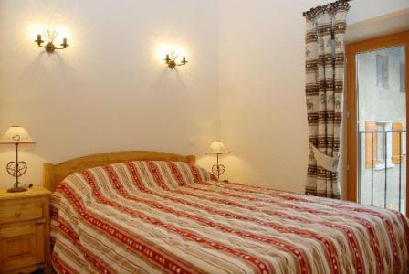 Location au ski Appartement 4 pièces mezzanine 10 personnes - Residence Jorcin Lanslebourg - Val Cenis - Chambre