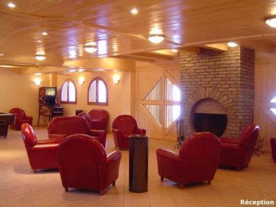 Location au ski Residence Lagrange Les Valmonts De Val Cenis - Val Cenis - Réception