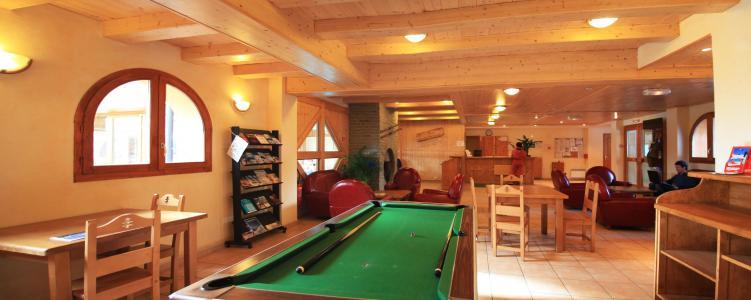 Location 8 personnes Appartement 3 pièces cabine 8 personnes - Résidence Lagrange les Valmonts de Val Cenis