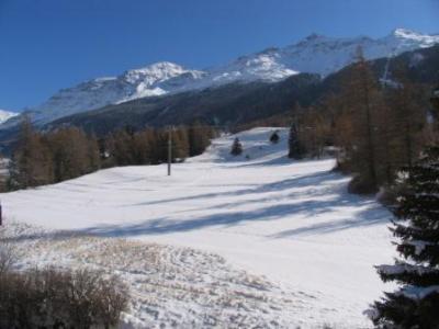 Location au ski Appartement 3 pièces 5 personnes (B11) - Residence Le Bonheur Des Pistes - Val Cenis - Extérieur hiver