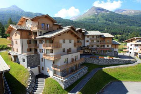 Location Val Cenis : Résidence le Bonheur des Pistes hiver