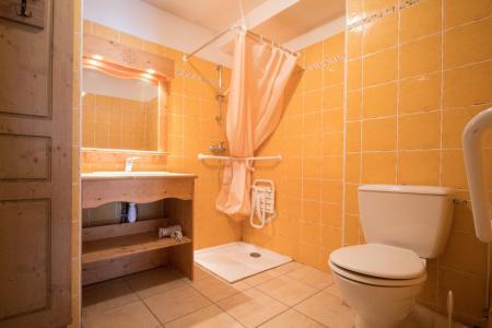 Alquiler al esquí Apartamento 2 piezas para 5 personas (B03) - Résidence le Bonheur des Pistes - Val Cenis - Apartamento