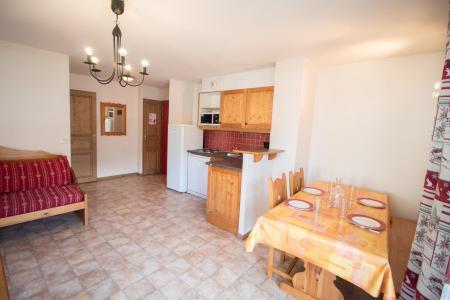 Alquiler al esquí Apartamento 2 piezas para 5 personas (B03) - Résidence le Bonheur des Pistes - Val Cenis - Mesa
