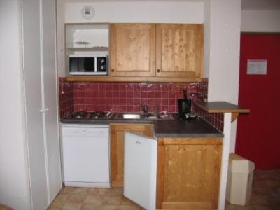 Location au ski Appartement 2 pièces 4 personnes (B20) - Residence Le Bonheur Des Pistes - Val Cenis - Kitchenette