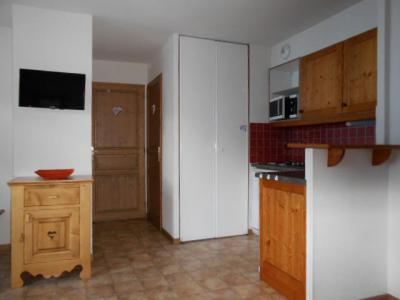 Location au ski Appartement 2 pièces 4 personnes (B44) - Résidence le Bonheur des Pistes - Val Cenis - Cuisine