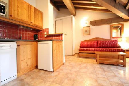 Location au ski Appartement 2 pièces 4 personnes (B51) - Résidence le Bonheur des Pistes - Val Cenis - Cuisine