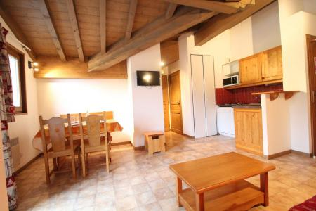 Location au ski Appartement 2 pièces 4 personnes (B51) - Résidence le Bonheur des Pistes - Val Cenis - Séjour