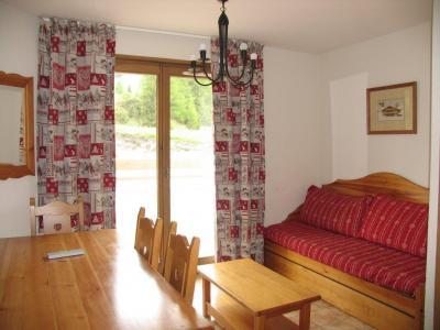 Location au ski Appartement 3 pièces 5 personnes (B11) - Residence Le Bonheur Des Pistes - Val Cenis - Canapé