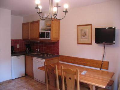 Location au ski Appartement 3 pièces 5 personnes (B11) - Residence Le Bonheur Des Pistes - Val Cenis - Kitchenette