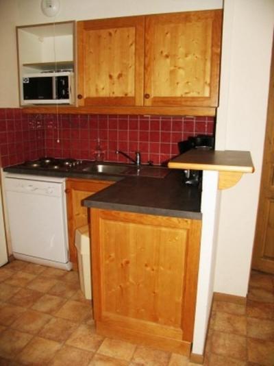 Location au ski Appartement 3 pièces 6 personnes (A62) - Residence Le Bonheur Des Pistes - Val Cenis - Kitchenette