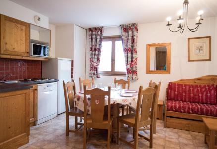 Location au ski Appartement 3 pièces 6 personnes (A63) - Résidence le Bonheur des Pistes - Val Cenis - Cuisine