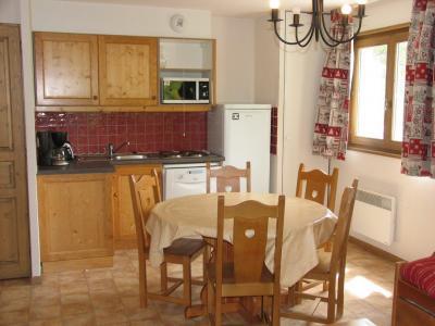 Location au ski Appartement 3 pièces 6 personnes (A63) - Residence Le Bonheur Des Pistes - Val Cenis - Kitchenette