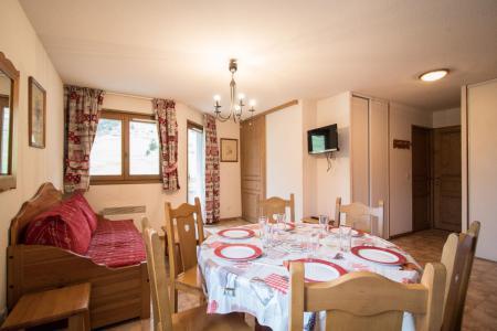 Location au ski Appartement 3 pièces 6 personnes (A63) - Résidence le Bonheur des Pistes - Val Cenis - Séjour