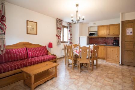 Location au ski Appartement 3 pièces 6 personnes (A64) - Résidence le Bonheur des Pistes - Val Cenis - Cuisine