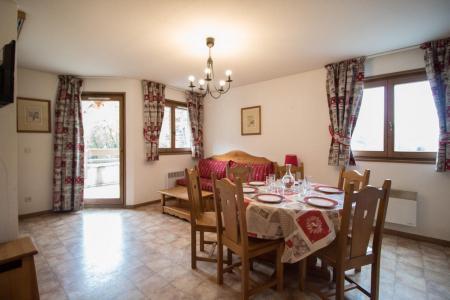 Location au ski Appartement 3 pièces 6 personnes (A64) - Résidence le Bonheur des Pistes - Val Cenis - Séjour