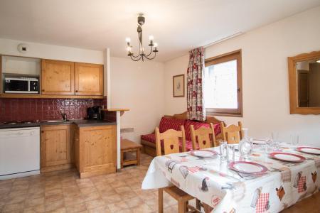 Location au ski Appartement 3 pièces 6 personnes (A66) - Résidence le Bonheur des Pistes - Val Cenis - Cuisine