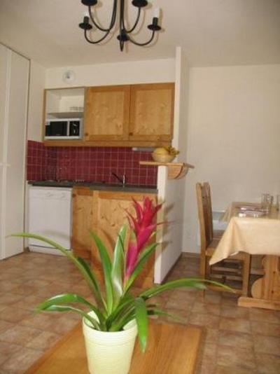 Location au ski Appartement 3 pièces 6 personnes (A66) - Residence Le Bonheur Des Pistes - Val Cenis - Kitchenette