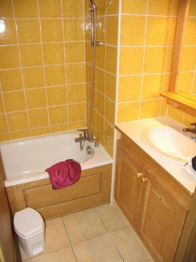 Location au ski Appartement 3 pièces 6 personnes (A66) - Residence Le Bonheur Des Pistes - Val Cenis - Salle de bains