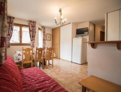 Location au ski Appartement 3 pièces 6 personnes (A66) - Résidence le Bonheur des Pistes - Val Cenis - Séjour