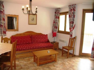 Location au ski Appartement 3 pièces 6 personnes (A68) - Residence Le Bonheur Des Pistes - Val Cenis - Canapé