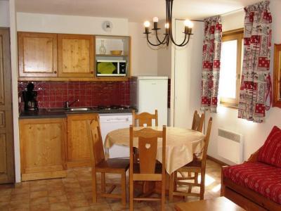 Location au ski Appartement 3 pièces 6 personnes (A68) - Residence Le Bonheur Des Pistes - Val Cenis - Kitchenette