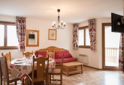 Location au ski Appartement 3 pièces 6 personnes (A68) - Résidence le Bonheur des Pistes - Val Cenis - Séjour