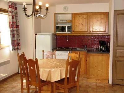 Location au ski Appartement 3 pièces 6 personnes (A69) - Residence Le Bonheur Des Pistes - Val Cenis - Kitchenette