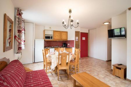 Location au ski Appartement 3 pièces 6 personnes (A69) - Résidence le Bonheur des Pistes - Val Cenis - Séjour