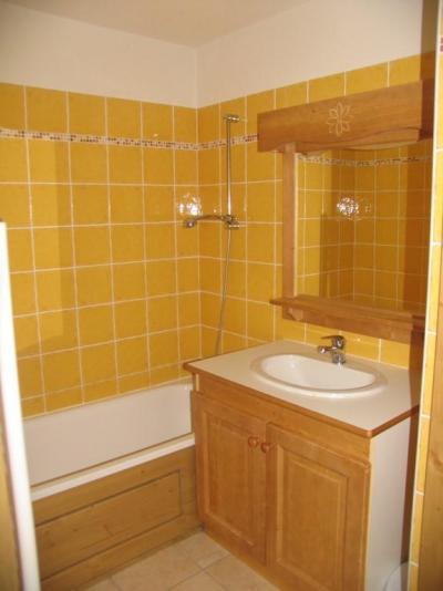 Location au ski Appartement 3 pièces 6 personnes (A70) - Residence Le Bonheur Des Pistes - Val Cenis - Salle de bains