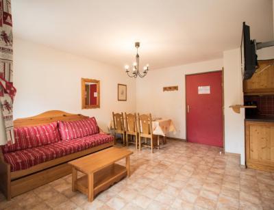Location au ski Appartement 3 pièces 6 personnes (A70) - Résidence le Bonheur des Pistes - Val Cenis - Séjour