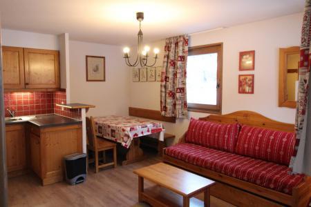 Location au ski Appartement 3 pièces 6 personnes (A71) - Résidence le Bonheur des Pistes - Val Cenis - Séjour