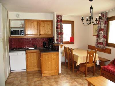 Location au ski Appartement 3 pièces 6 personnes (A72) - Residence Le Bonheur Des Pistes - Val Cenis - Kitchenette