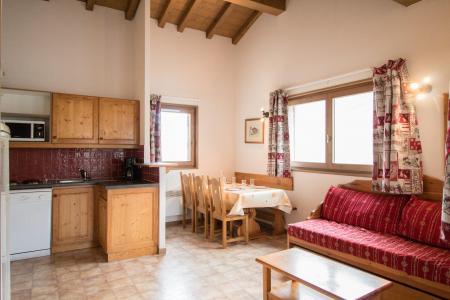 Location au ski Appartement 3 pièces 6 personnes (A78) - Résidence le Bonheur des Pistes - Val Cenis - Cuisine