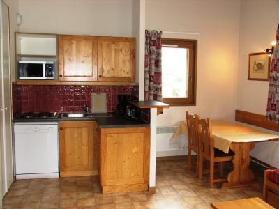 Location au ski Appartement 3 pièces 6 personnes (A78) - Residence Le Bonheur Des Pistes - Val Cenis - Kitchenette